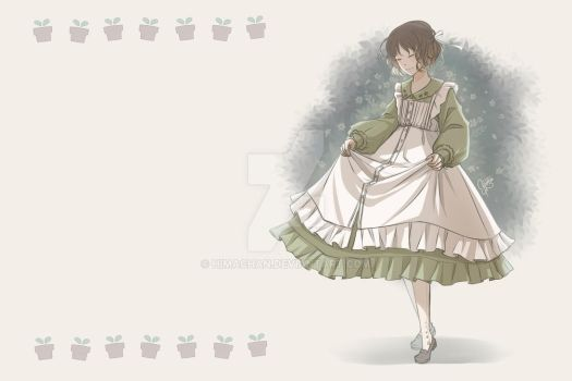 OC: Olive by himachan