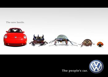 The New Volkswagen Beetle by tunogkulay