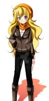 Winter Yang by Final-Boss-Emiko