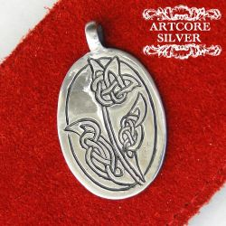 Celtic flower by ARTCORE-SILVER