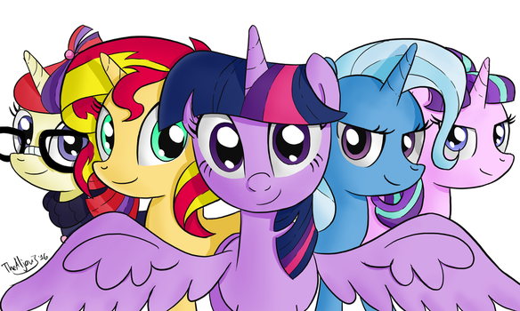The Unifive by TheAljavis
