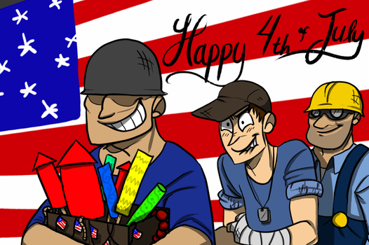 happy 4th of july by Thea0605