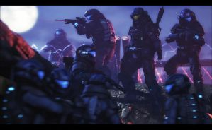 Trench Ops by RustledJimmys
