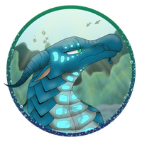 Tsunami Badge by TsunamiHolmes