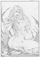 Witchblade 003 by jgledson
