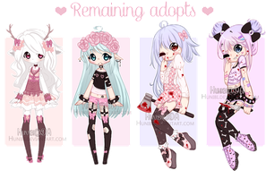 +Remaining Adopts [ CLOSED ] + by Hunibi