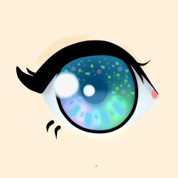 Blue Eye - Practice by Miss-Yola