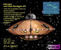 Used Spaceship For Sale by driver16