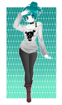 (AT) Slckly Special Fullbody by pastelaine-art