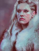 Lagertha - Vikings by TheSig86