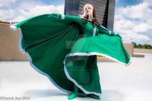 Rogue Cosplay 2 by EmilyScissorhands