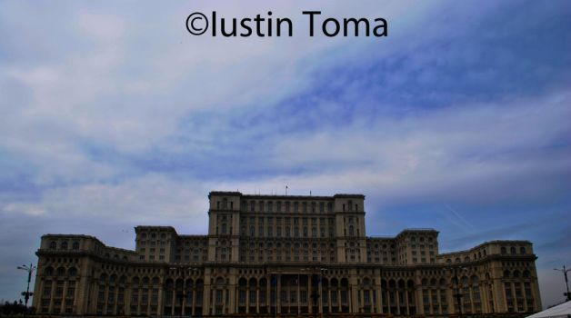 Palace of the Parliament by iustinbc