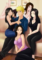 Charmed Quintet by TheRealKyuubi16