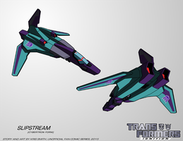TF:Ignition - Slipstream (Cyb Alt Mode) by KrisSmithDW