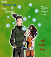 :.: 12 Day of Christmas 07 :.: by zoro4me3