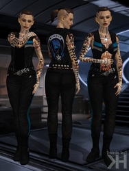 Jack Leather Outfit (XPS) by Grummel83