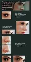 Portrait Painting Tutorial II by soffl