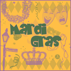 Mardi Gras by gothika-brush