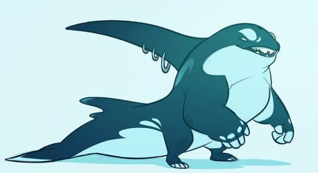 Orca by CoconutMilkyway