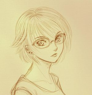 Just a sketch~ by Solchan