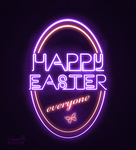 Happy Easter by vanndra