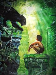 The Jungle Book by PrithviArts