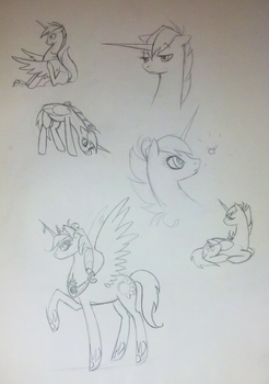 Eclipse Sketchset by Astonishingly