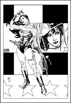 Wonder Woman by JDB-Inks