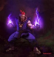 Akuma-finished by androsm