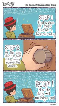 Life of Ry - Life Hack #2 Neverending Song by Ry-Spirit