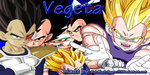 Vegeta Chrome theme by Evil-Black-Sparx-77