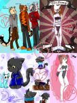 ADOPT-C Collage 50 Points (OPEN) by Schneefall-K