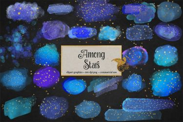 Among Stars PNG Clipart by DigitalCurio