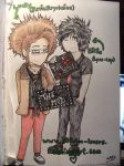 The Boss and The Mod by RevieStrychnine