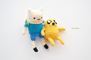 Amigurumi Time by mochillery