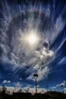 High Dynamic Range sun scape by pagan-live-style