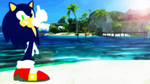 Sonic Unleashed Adabat by bat123spider