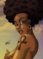Afrocentricity by anubis2kx