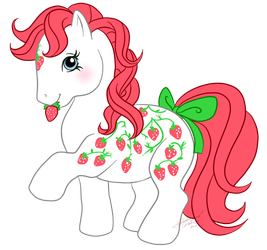 [COMMISSION] Sugarberry by Conphettey