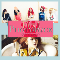 Photopack F(x) 005 by DiamondPhotopacks