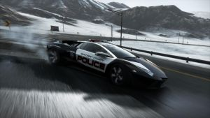 Reventon Cop in NFS HP 1 by GamaGT