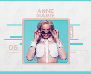 Photopack 29129 - Anne-Marie by southsidepngs