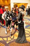 Kingdomhearts steampunk hall picture by Antiquity-Dreams