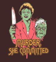 Murder, She Committed by HillaryWhiteRabbit