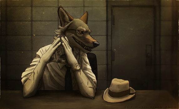 Negotiations by Canis-ferox