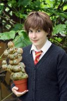 I just like Herbology... by RainOwls