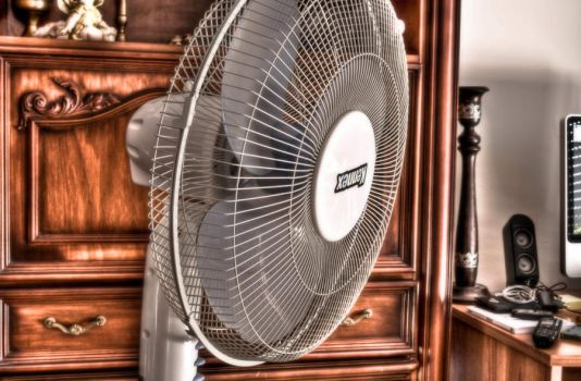 Ventilatore HDR by cloxy77
