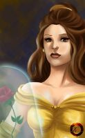 Belle by ScarlettIwater