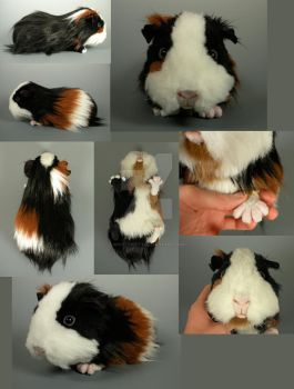 Madolche the Guinea Pig Plush