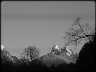Mount Baring by Neiot